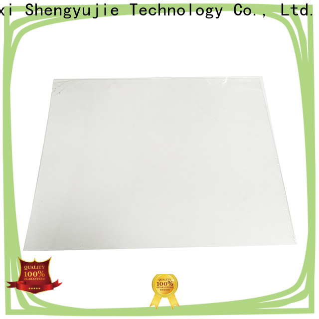 SYJ Top optical pet film factory for food packaging