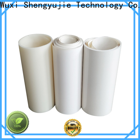 Custom polyester film distributors factory for plastic face shields