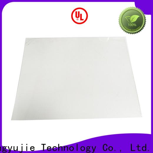 SYJ Latest polyethylene terephthalate packaging Supply for plastic face shields