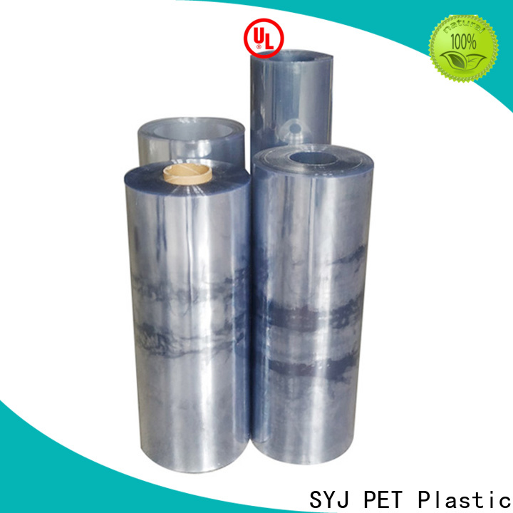 SYJ plastic jars with lids wholesale company for plastic bottles