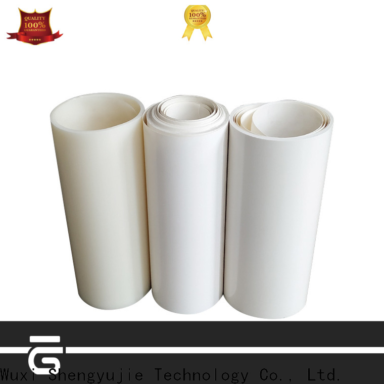 SYJ High-quality plastic roll manufacturers Supply for plastic boxes