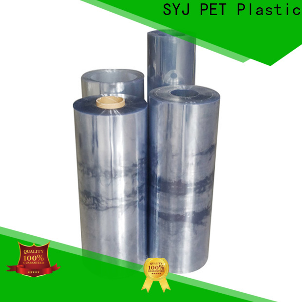 SYJ Custom plastic roll on bottles factory for plastic boxes