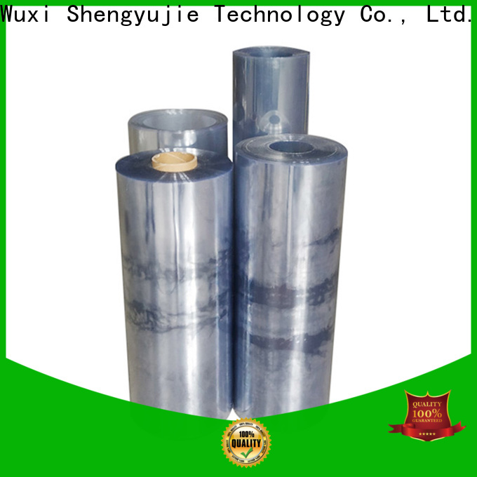 Wholesale a roll of plastic factory for plastic packaging