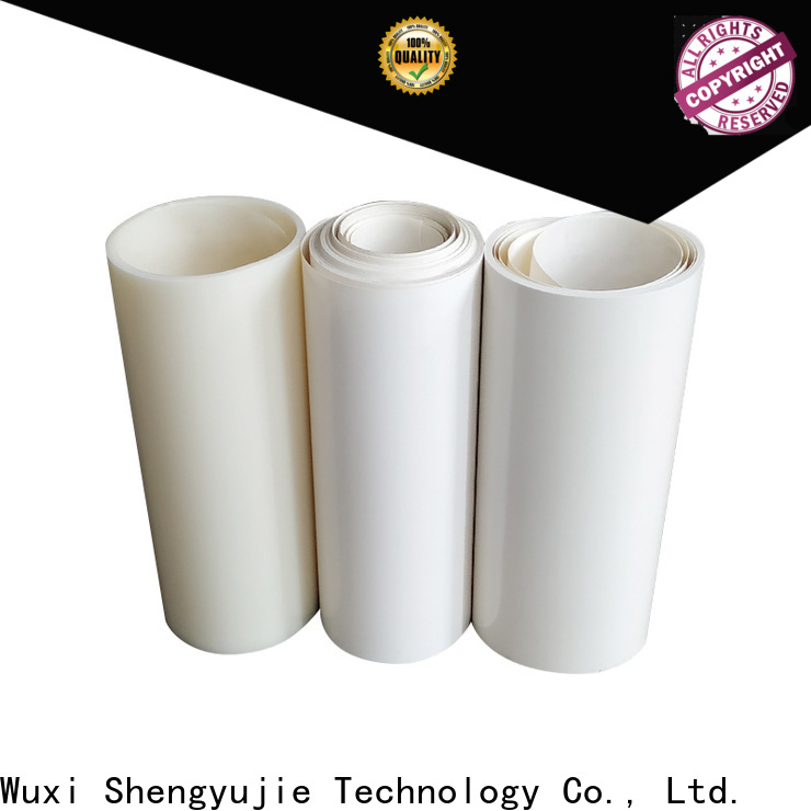 SYJ buy polyester film Supply for plastic bottles