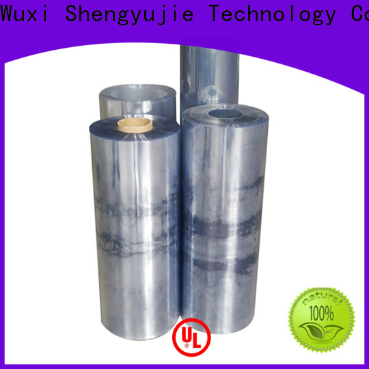 SYJ perforated plastic rolls Supply for plastic bottles