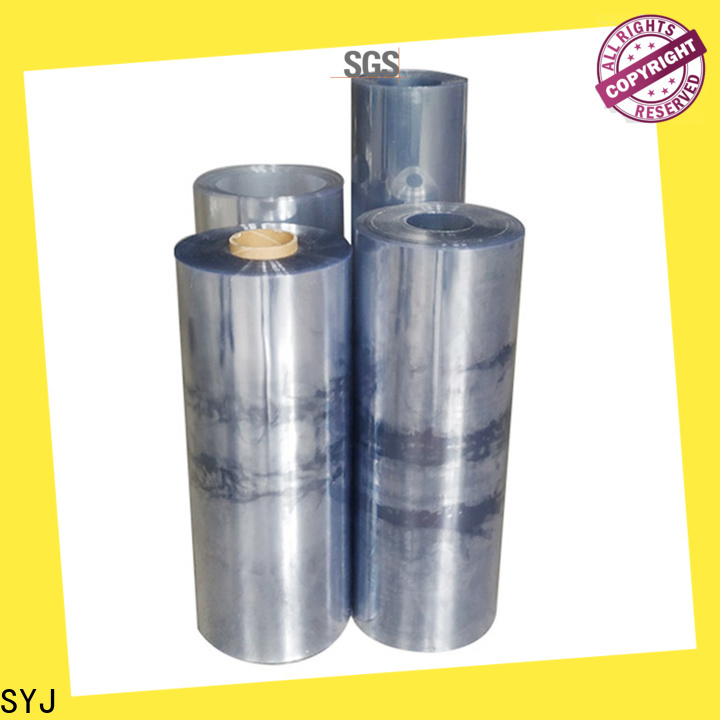 SYJ High-quality polyester film roll manufacturers for plastic bottles
