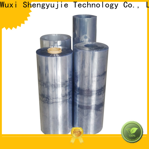 SYJ Top metalized polyester film company for plastic boxes