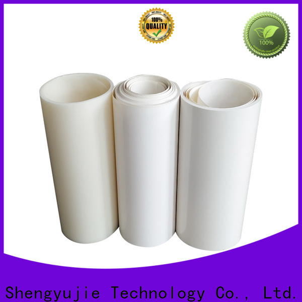 SYJ Latest pet plastic sheet manufacturers Suppliers for food packaging