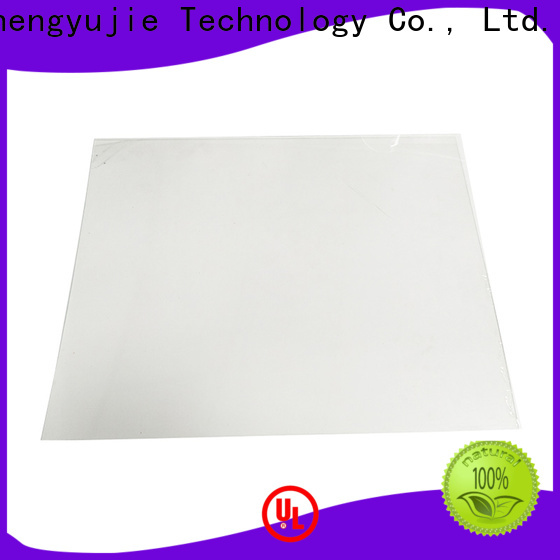 SYJ pet plastic sheet Supply for food packaging