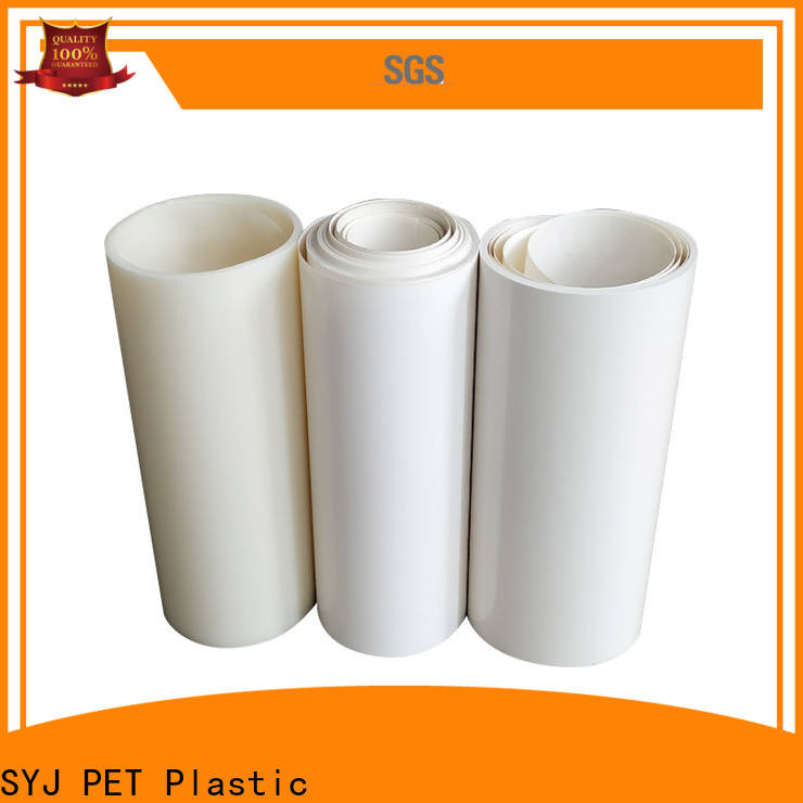 Wholesale polyester film suppliers factory for plastic face shields