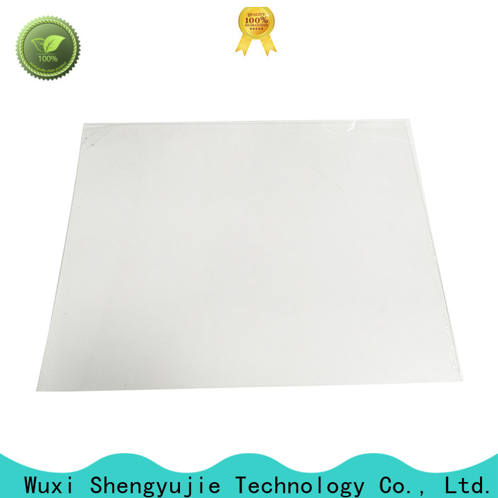 SYJ Top strong plastic sheet shipped to business for food packaging
