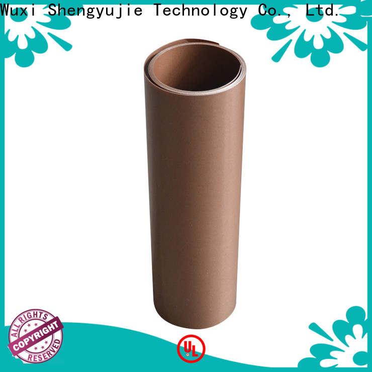 SYJ buy plastic roll manufacturers for plastic bottles