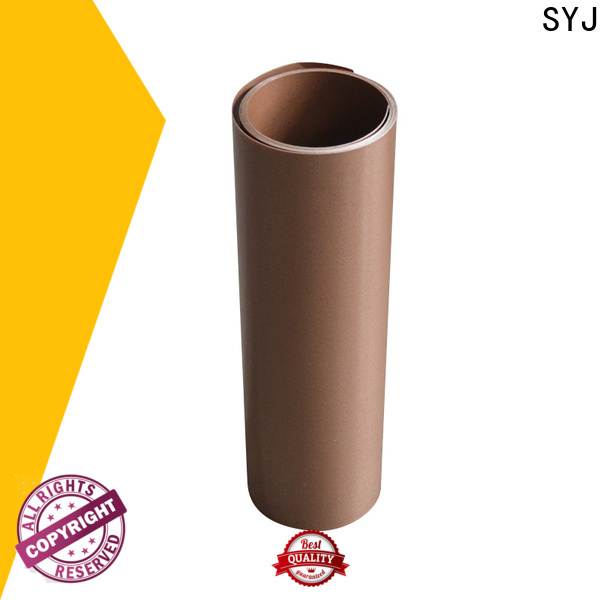 SYJ plastic poly rolls Supply for food packaging