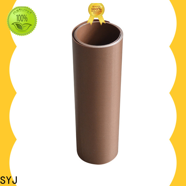 SYJ Top large roll of plastic company for plastic packaging