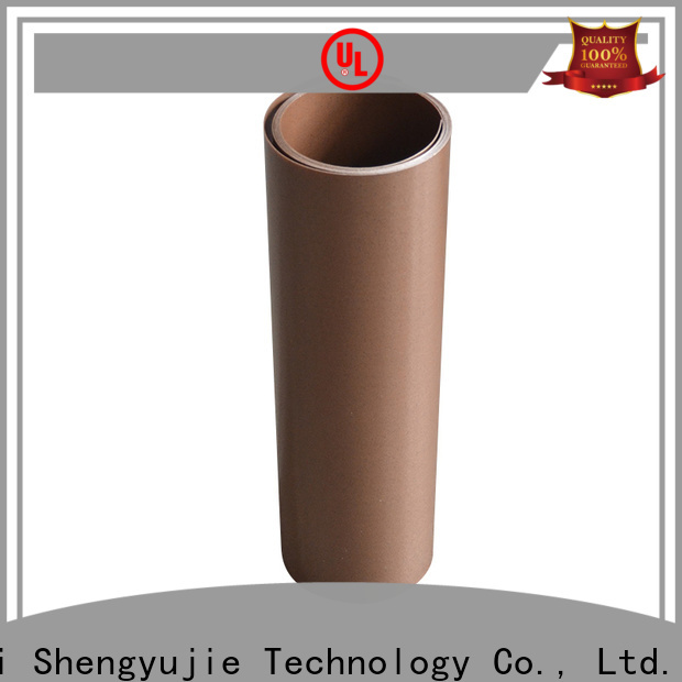 SYJ polycarbonate plastic roll shipped to business for plastic packaging