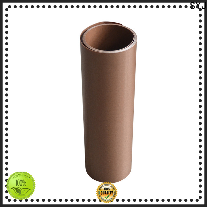 SYJ High-quality polyester film manufacturers Suppliers for plastic boxes
