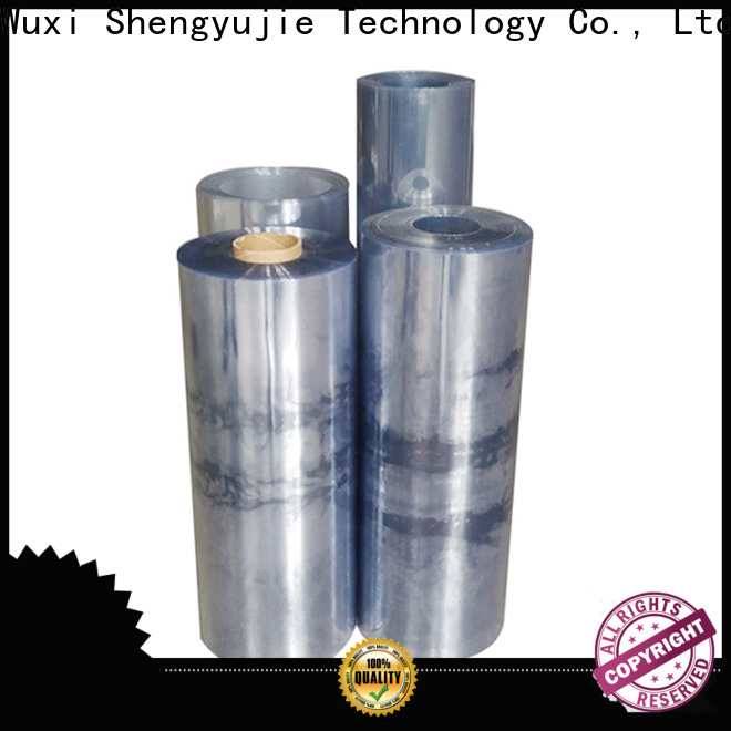 SYJ Best extrusion equipment Supply for plastic face shields