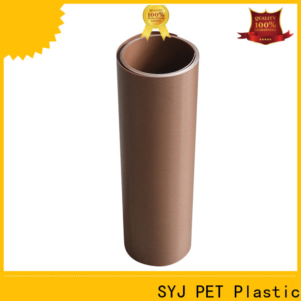 Latest pp plastic roll company for plastic face shields