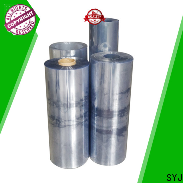 SYJ Custom plastic roll manufacturers Suppliers for food packaging